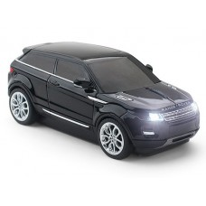 Click Car Mouse Range Rover Evoque, wireless mous - (Black)