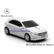 CST Car Mouse Mercedes Benz A-Klasse (Wit)