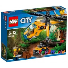 LEGO Jungle 60158 Vrachthelikopter