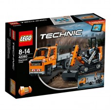 LEGO Technic - 42060 Wegenbouwploeg