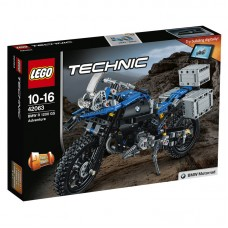 LEGO Technic - 42063 BMW R1200 GS Adventure