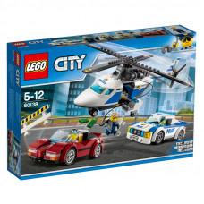 LEGO City 60138 Snelle achtervolging