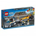LEGO City 60151 Dragster Transportvoertuig