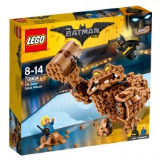 LEGO Batman Movie 70904 Clayface verplettervuisten