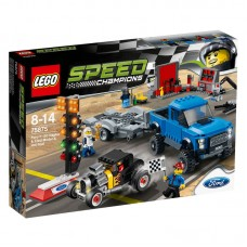 LEGO Speed Champions 75875 Ford F-150 Raptor & Ford Model A Hot Rod