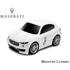 RIDAZ Kindertrolley Maserati Levante_(Wit)